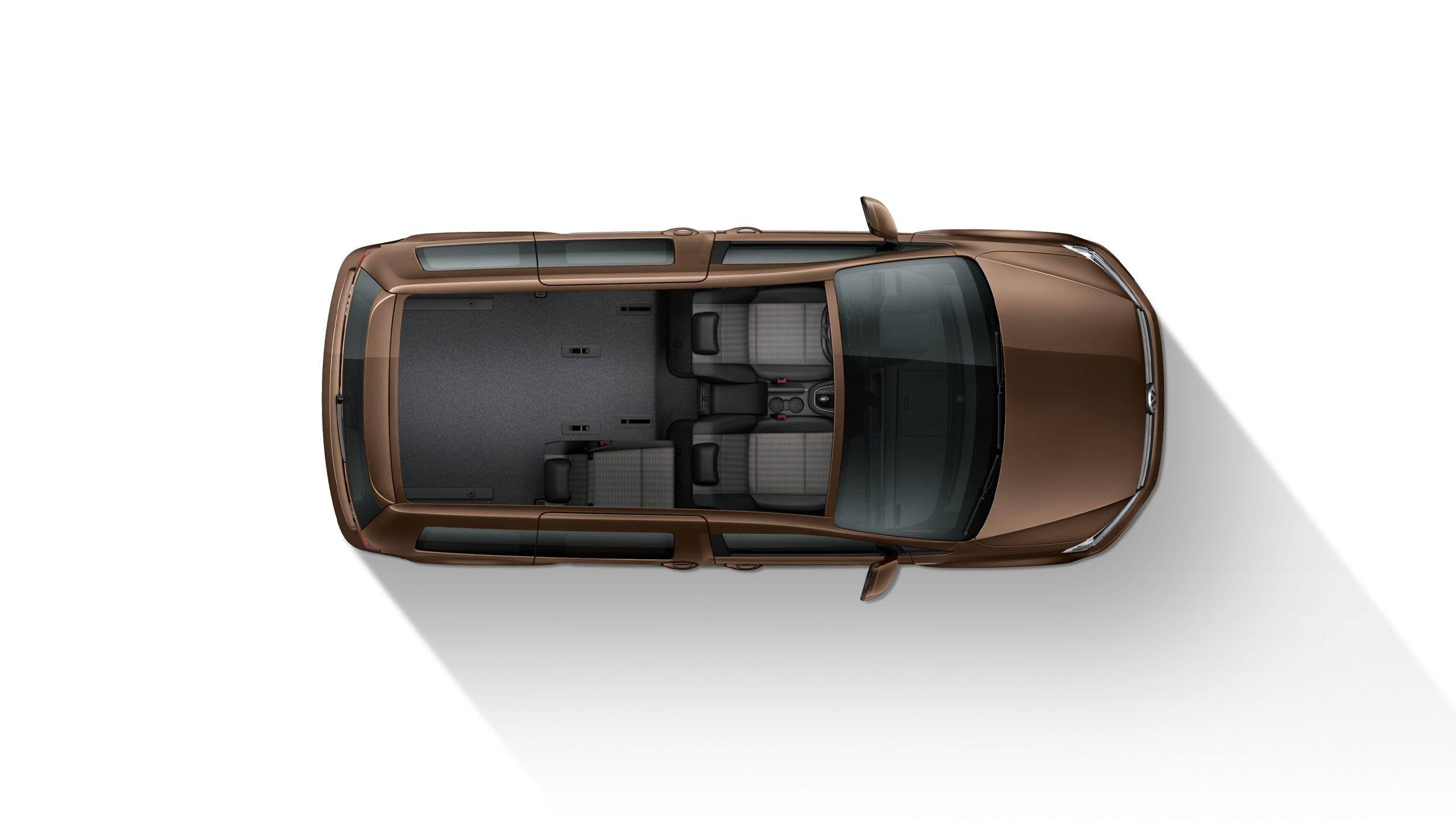 3 места Volkswagen Кадди