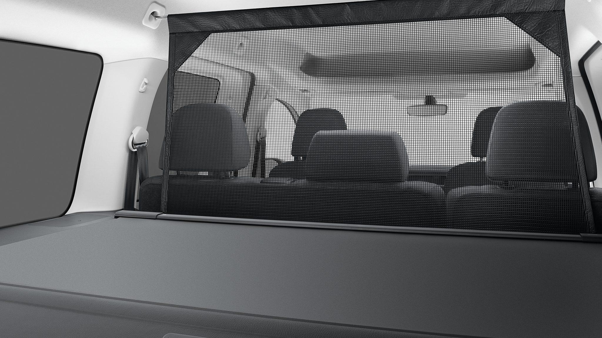 Сетчатый разделитель Volkswagen Caddy