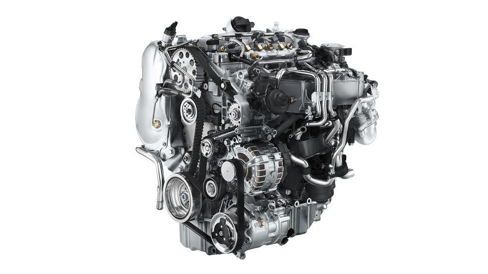 Бензиновый двигатель MPI VW Caddy