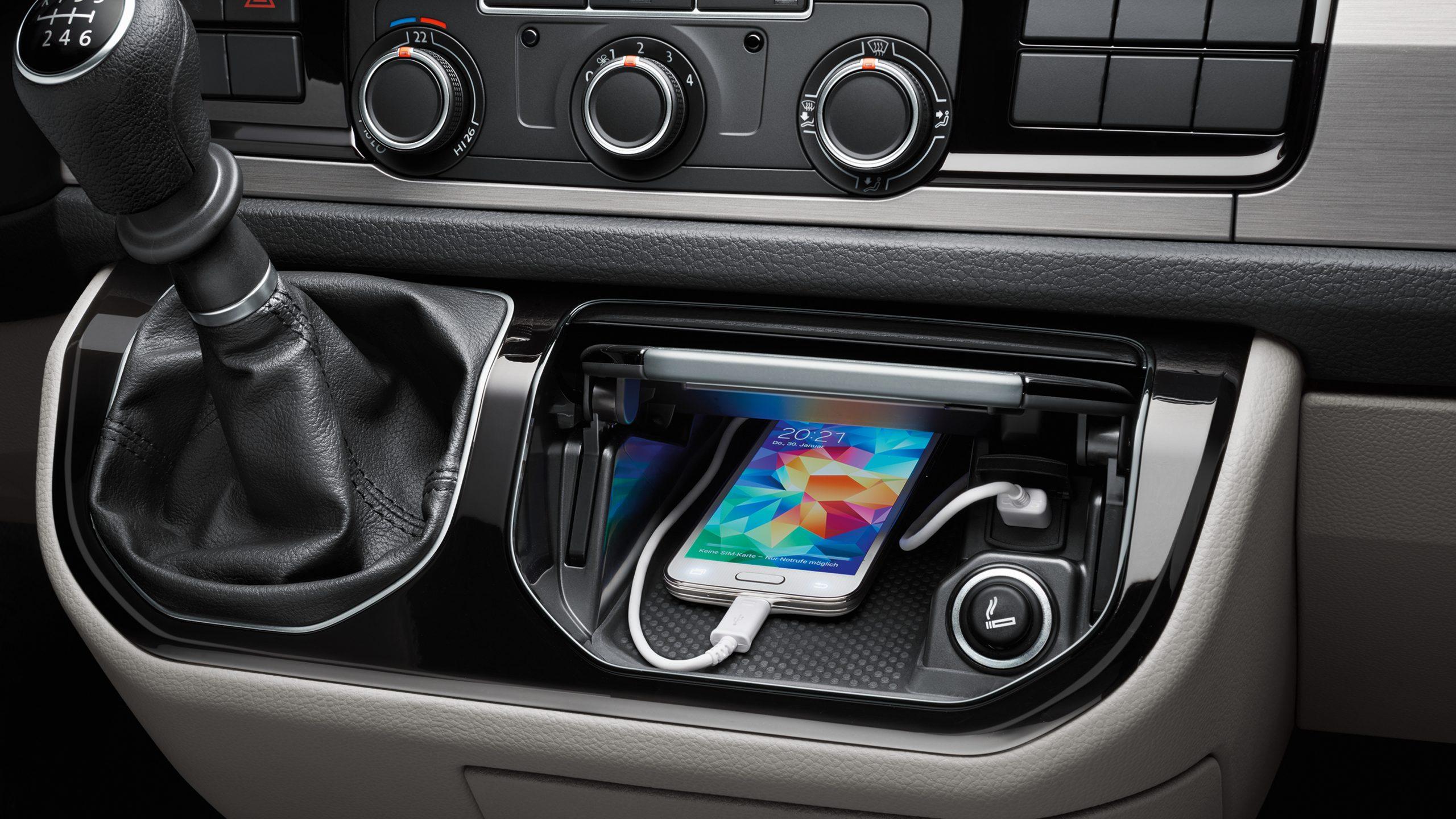 Volkswagen Caddy грузовой Media Control