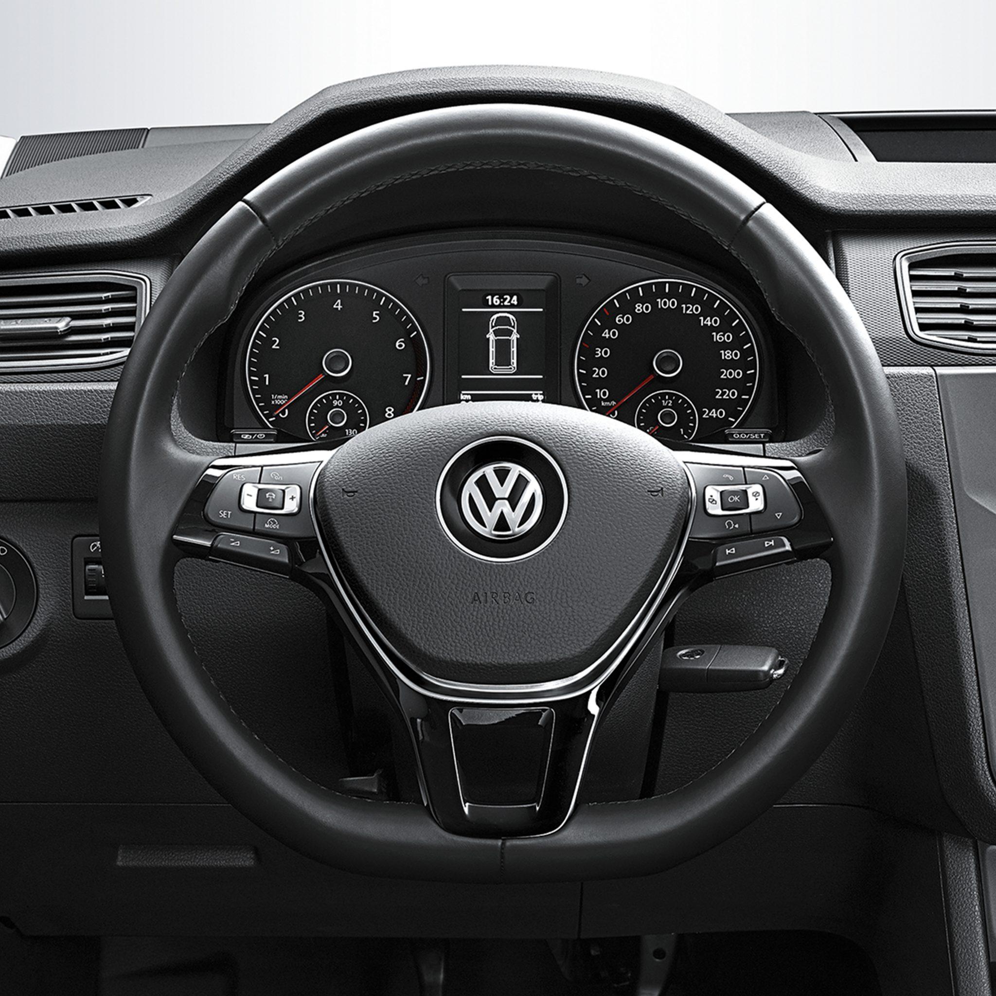Многофункциональное рулевое колесо грузовой Фольксваген Кадди