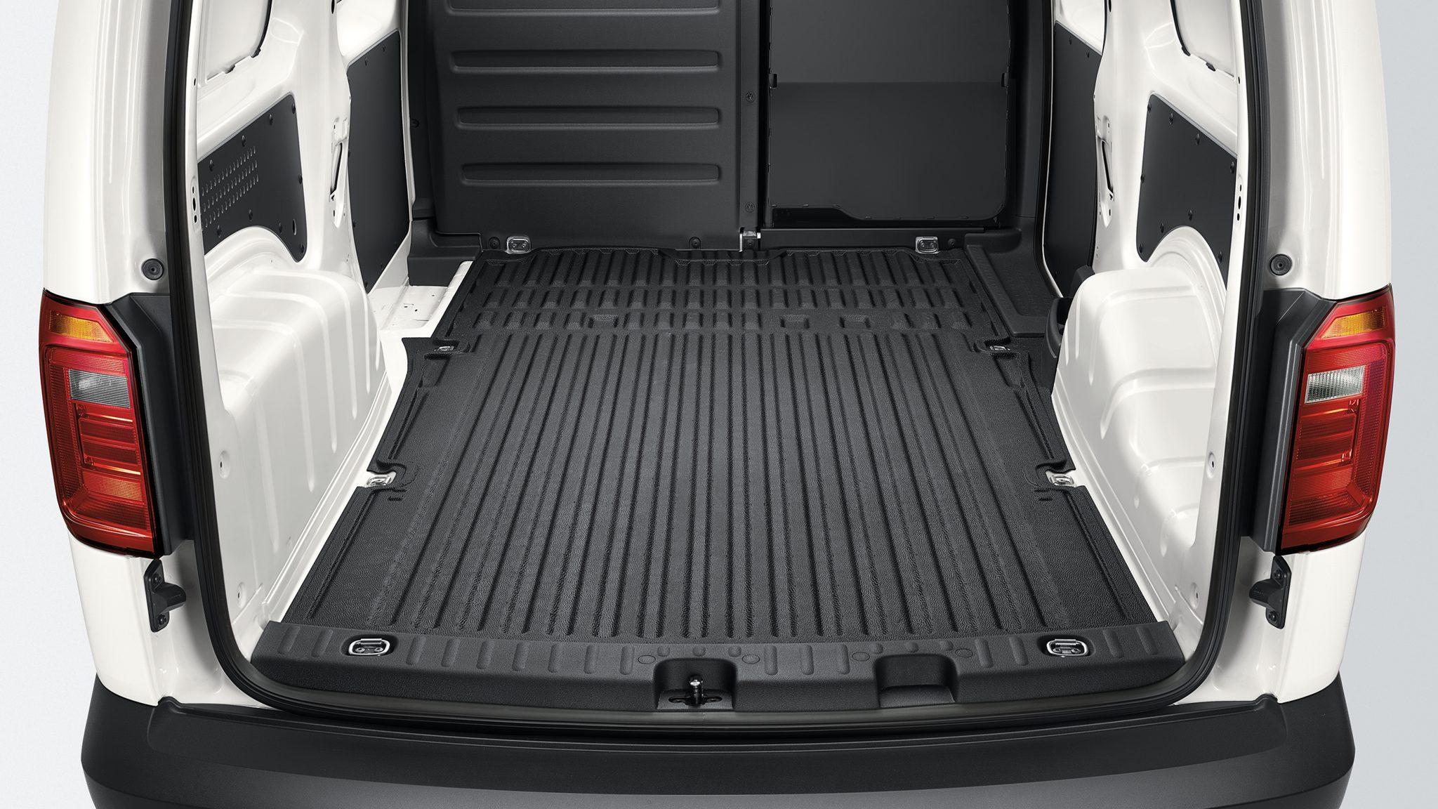 Резиновое покрытие пола Volkswagen Caddy грузовой