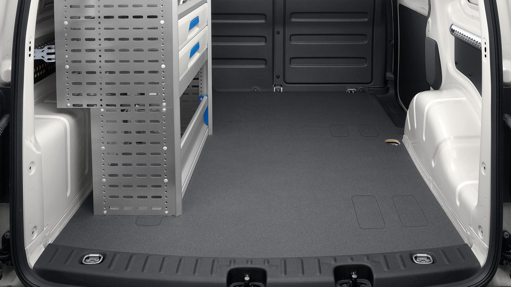 Пол Universal грузовой Volkwagen Caddy