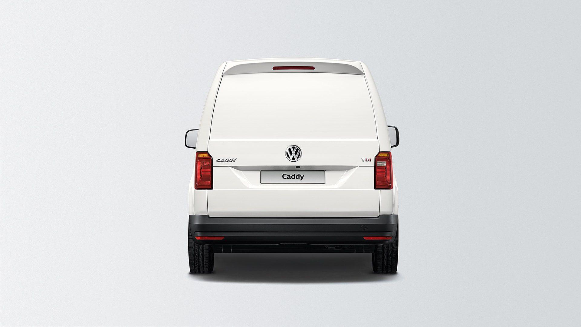 Варианты исполнения задней двери Volkswagen Caddy грузовой