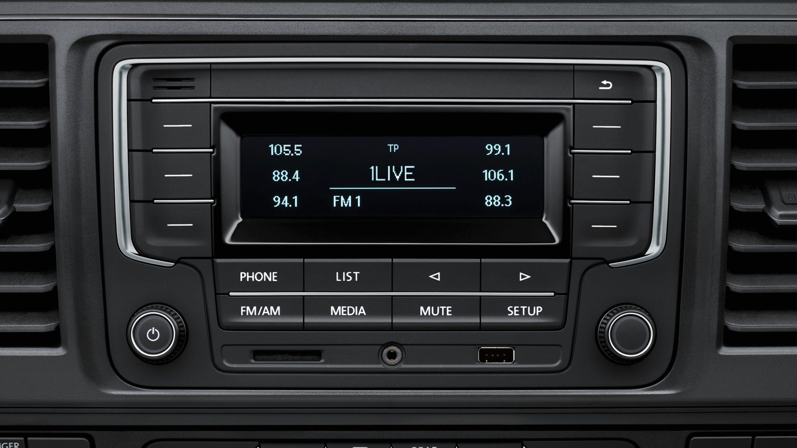 Инфомедиа-система Composition Audio Фольксваген Каравелла