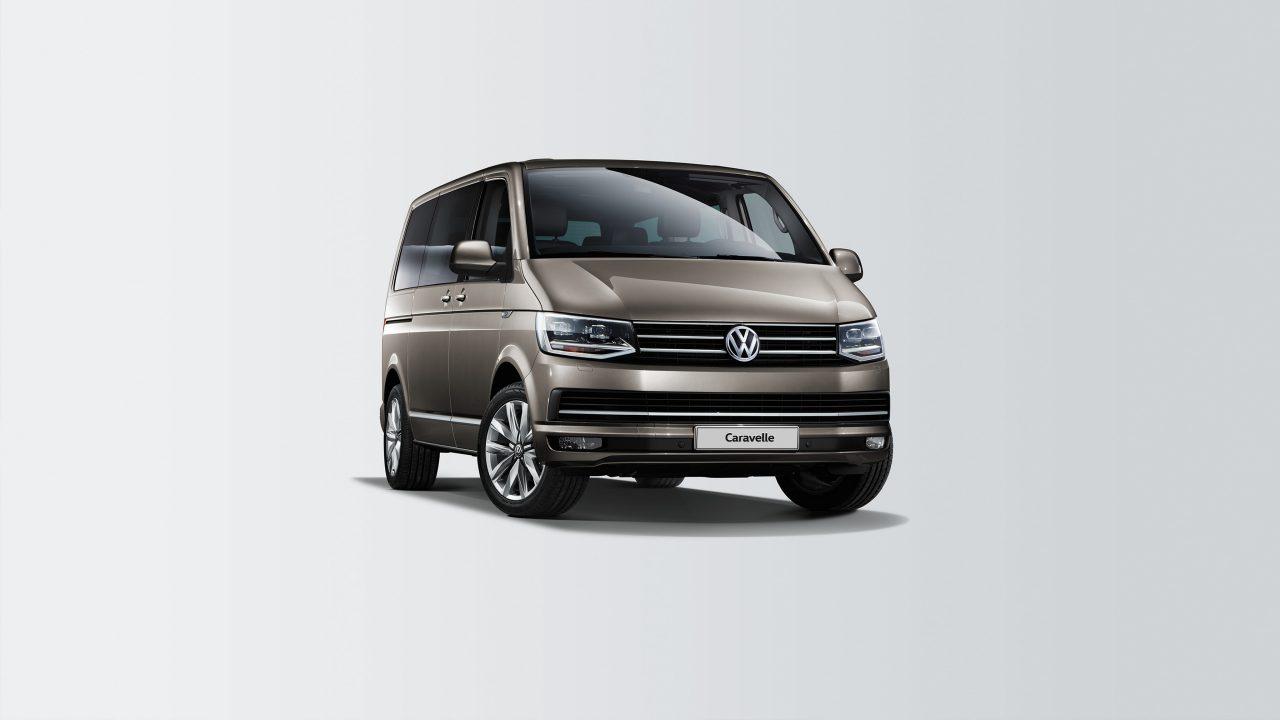 Volkswagen Caravelle в Беларуси