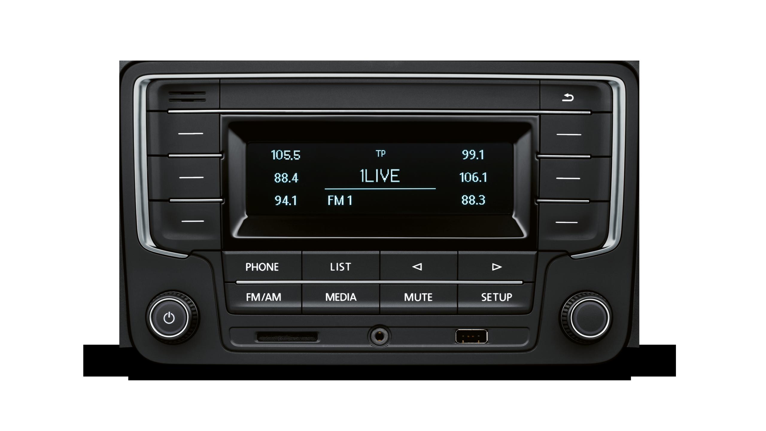 Инфомедиа-система Composition Audio Мультиван