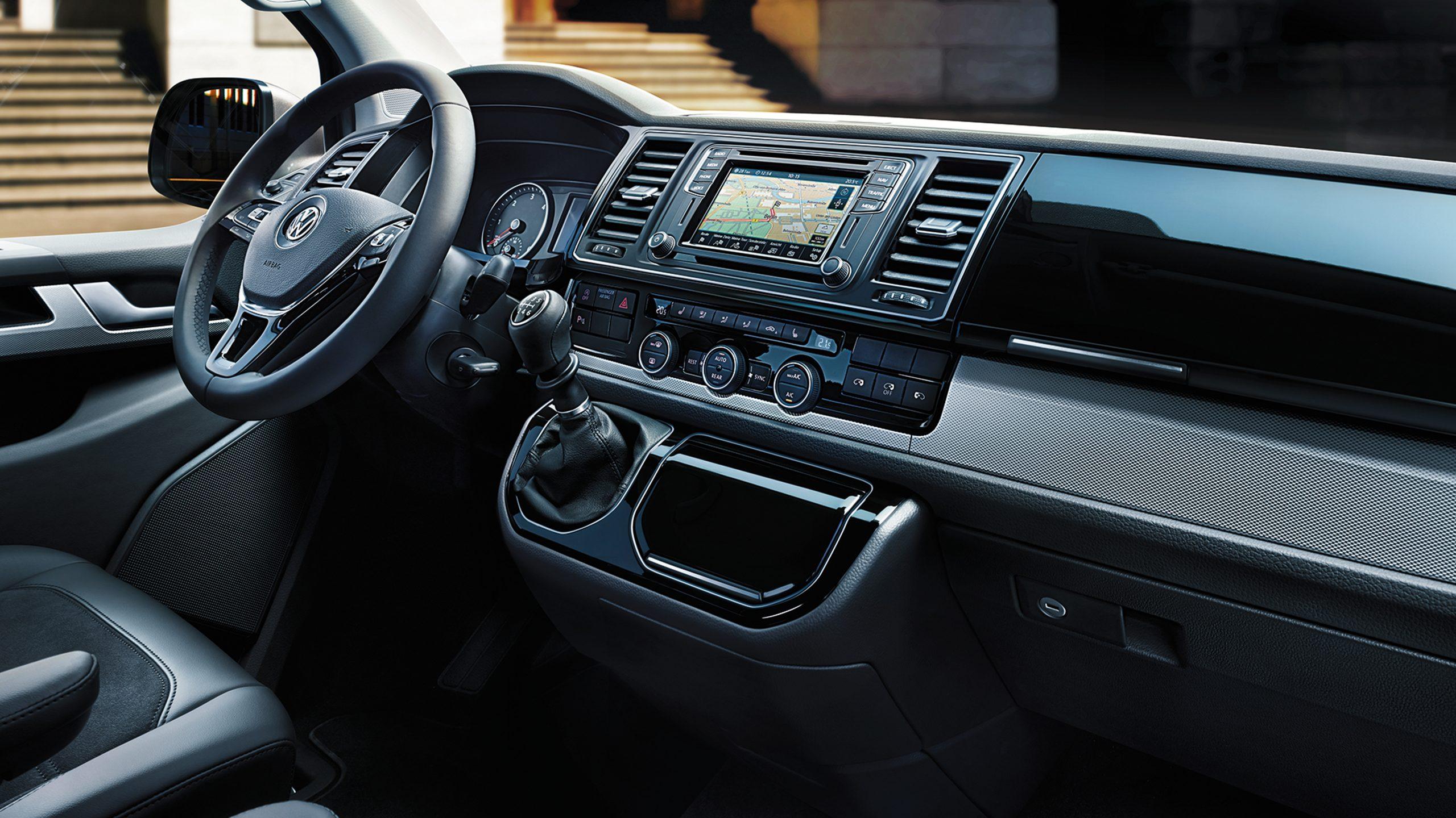 Volkswagen Media Control Multivan