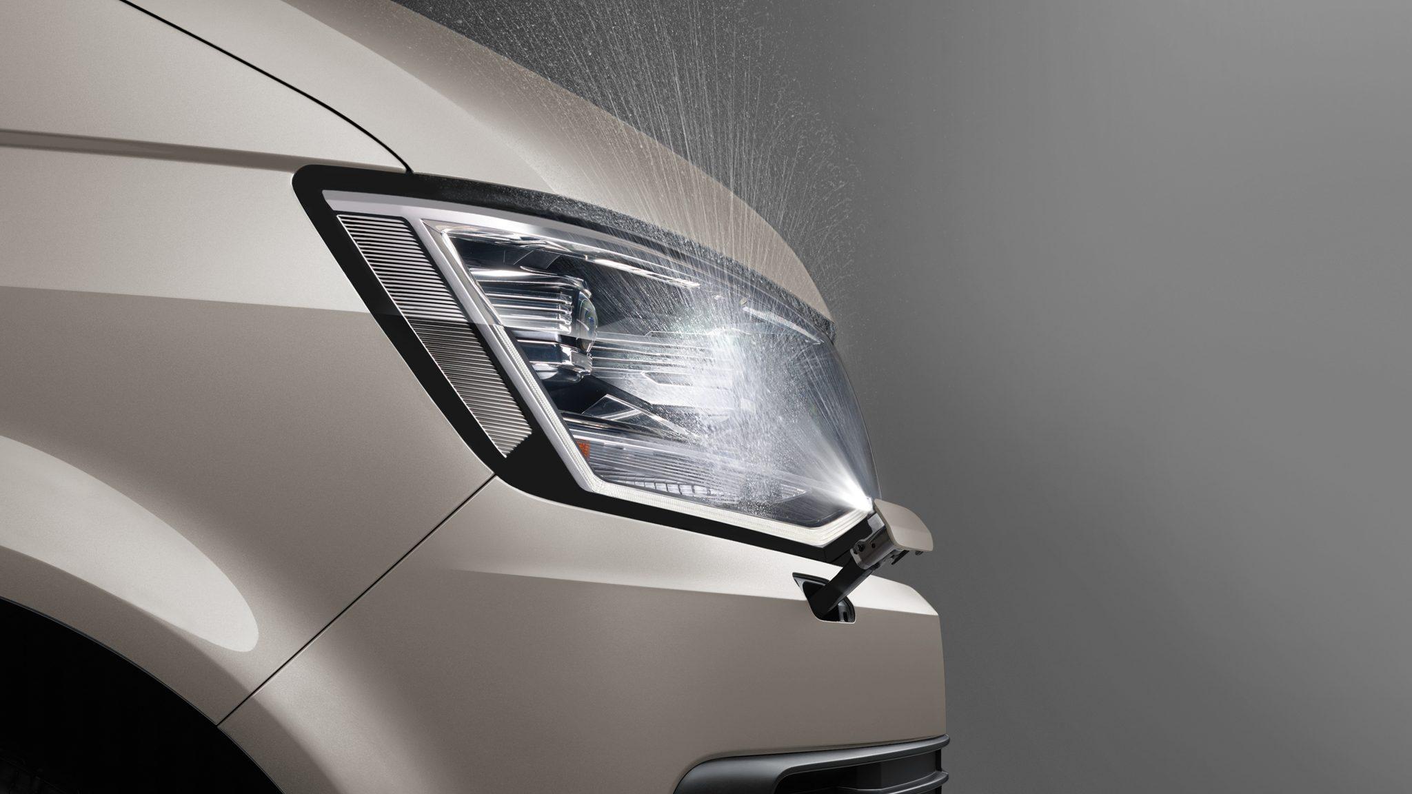 Омыватели высокого давления Volkswagen Multivan