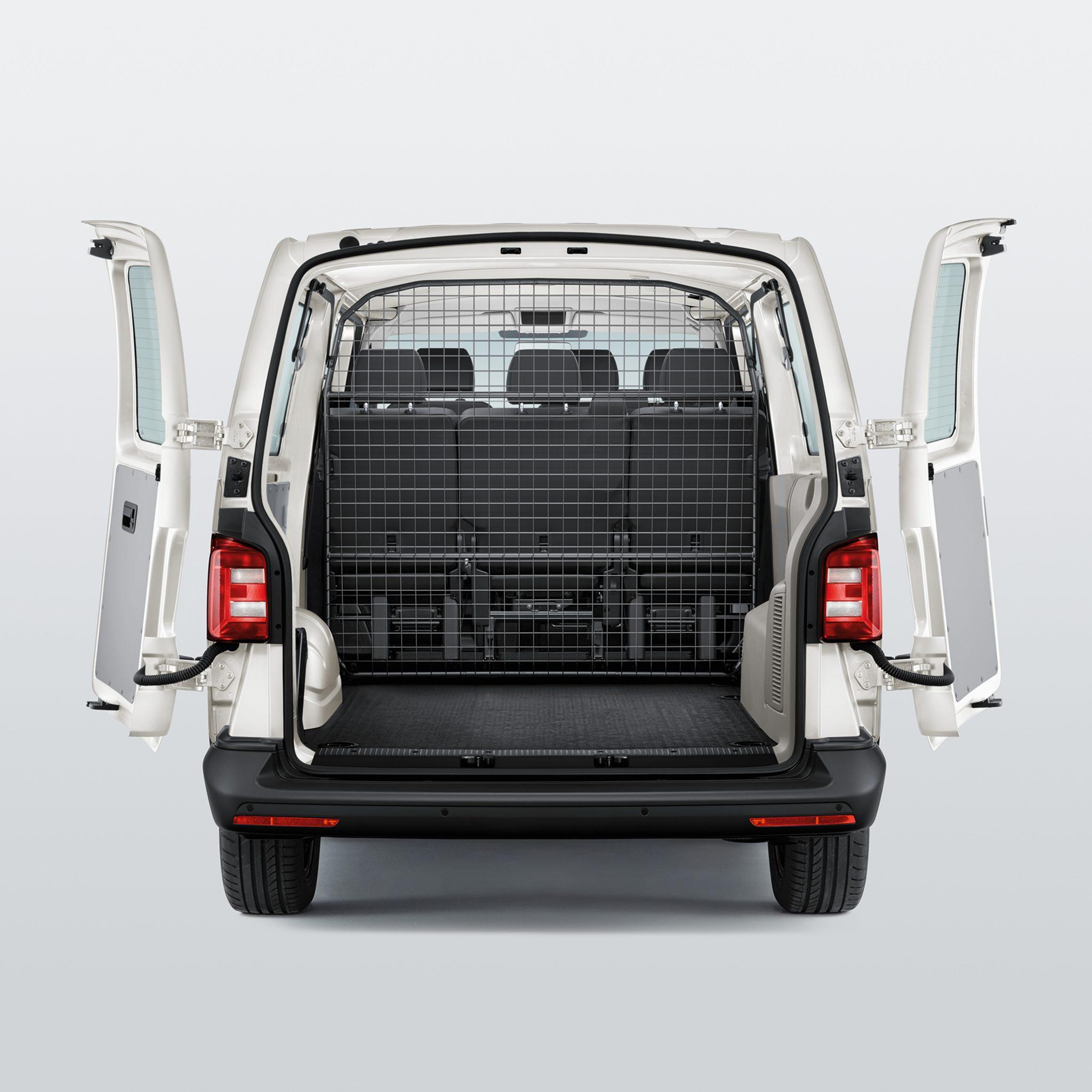 Съёмная сетчатая перегородка Volkswagen Transporter 6.1