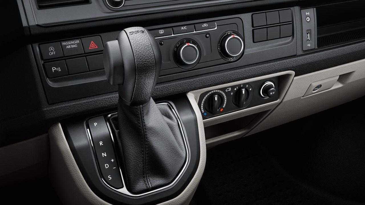 Автоматическая 7-ступенчатая коробка DSG Фольксваген Транспортер