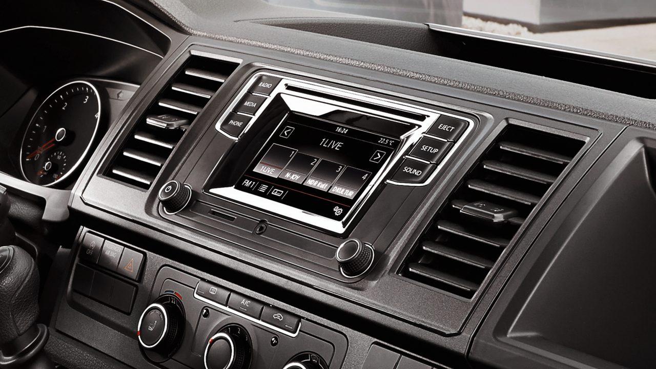 Инфомедиа-системы Volkswagen Transporter