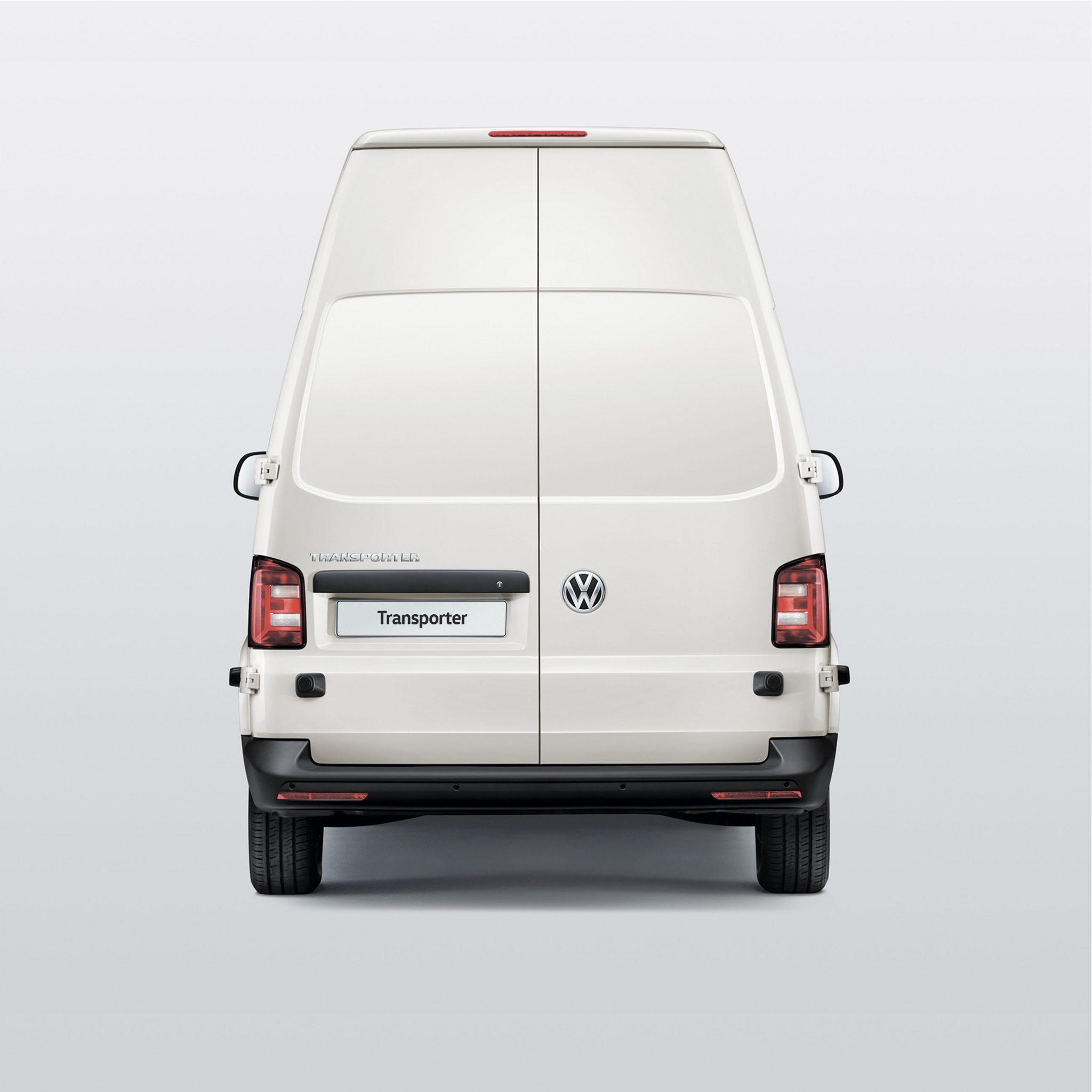 Десять видов задних дверей Volkswagen Транспортер