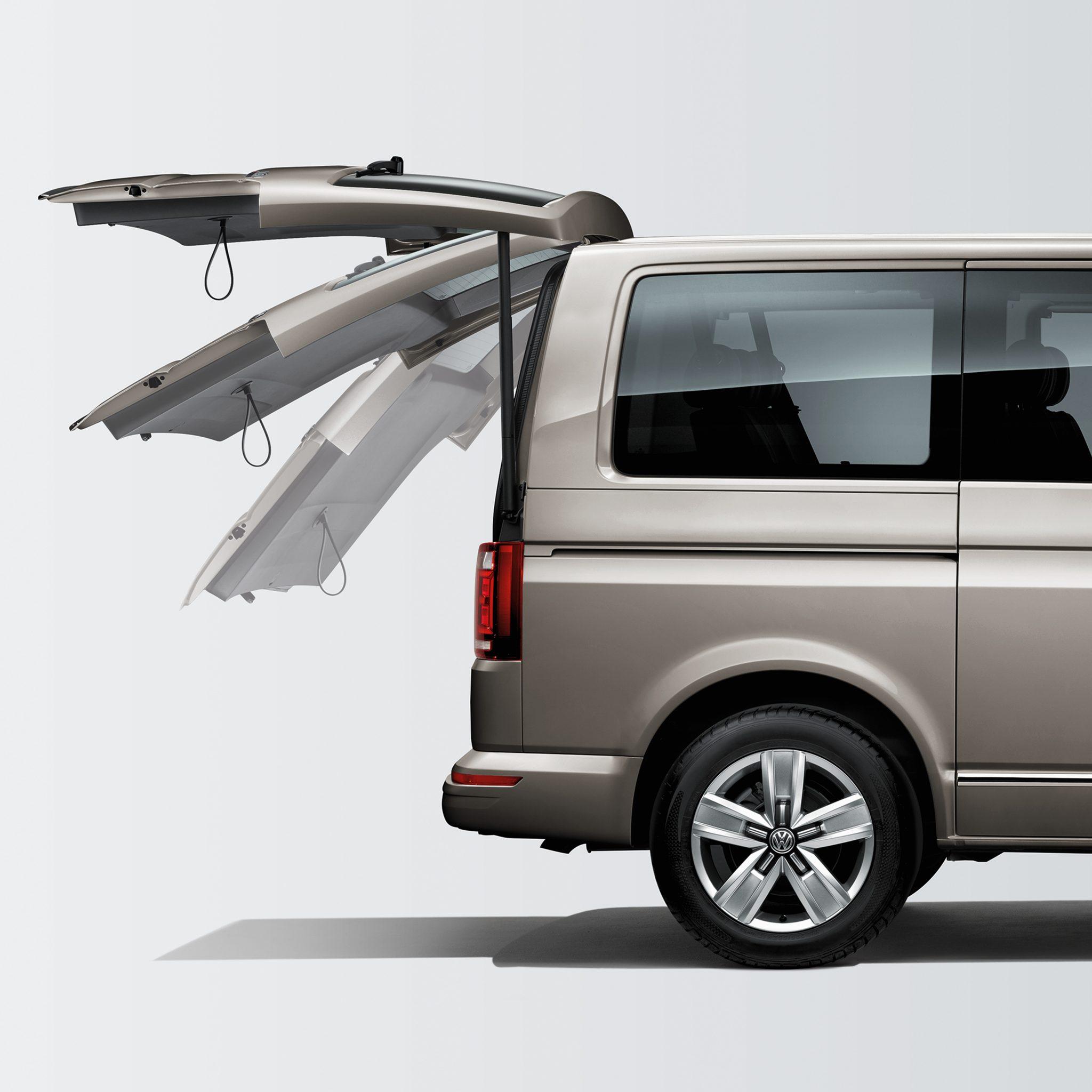 Задняя подъёмная дверь с электроприводом Volkswagen Transporter