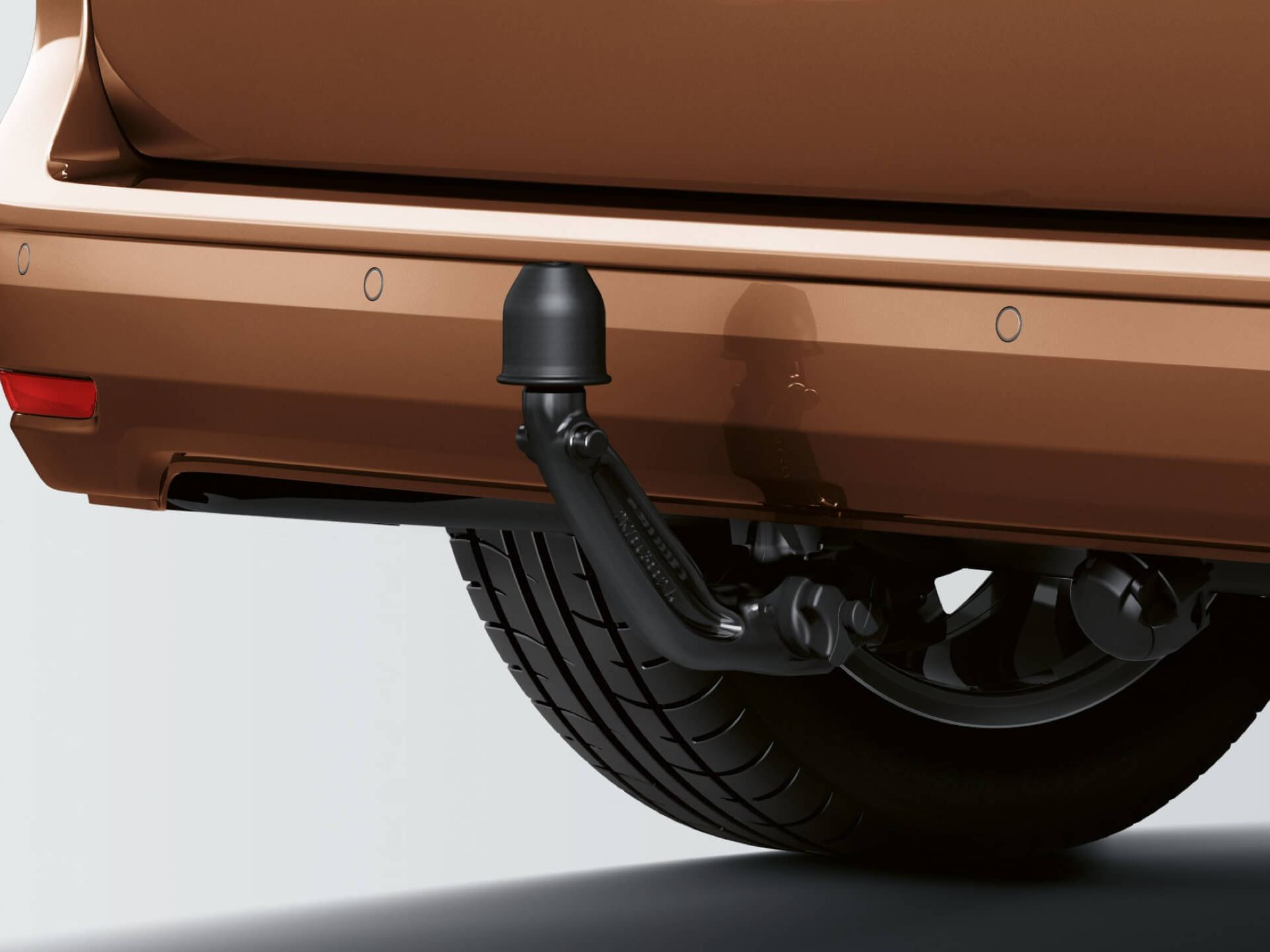 Фаркоп Volkswagen Caddy 5