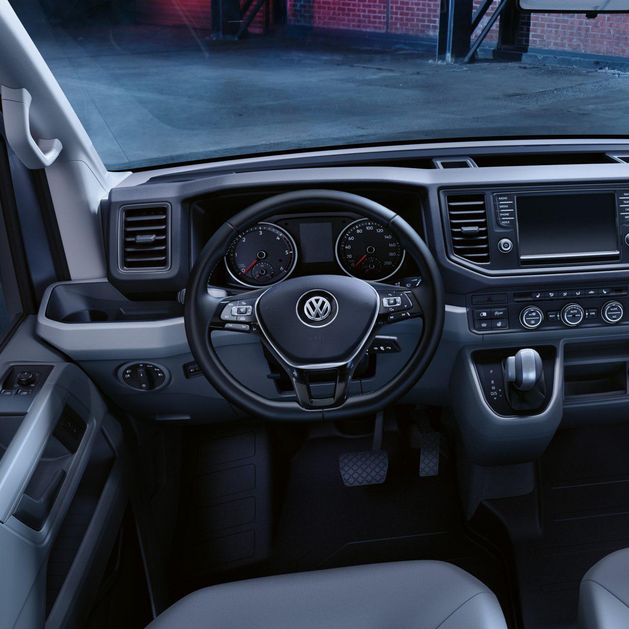 Руль Volkswagen Crafter