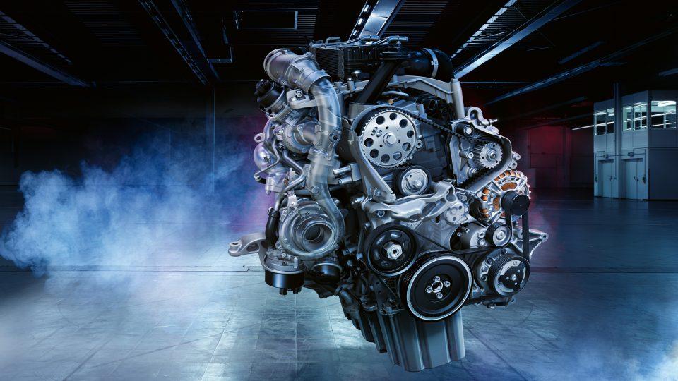 Новые дизельные двигатели TDI Фольксваген Крафтер