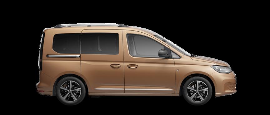 Фото Volkswagen Caddy Style