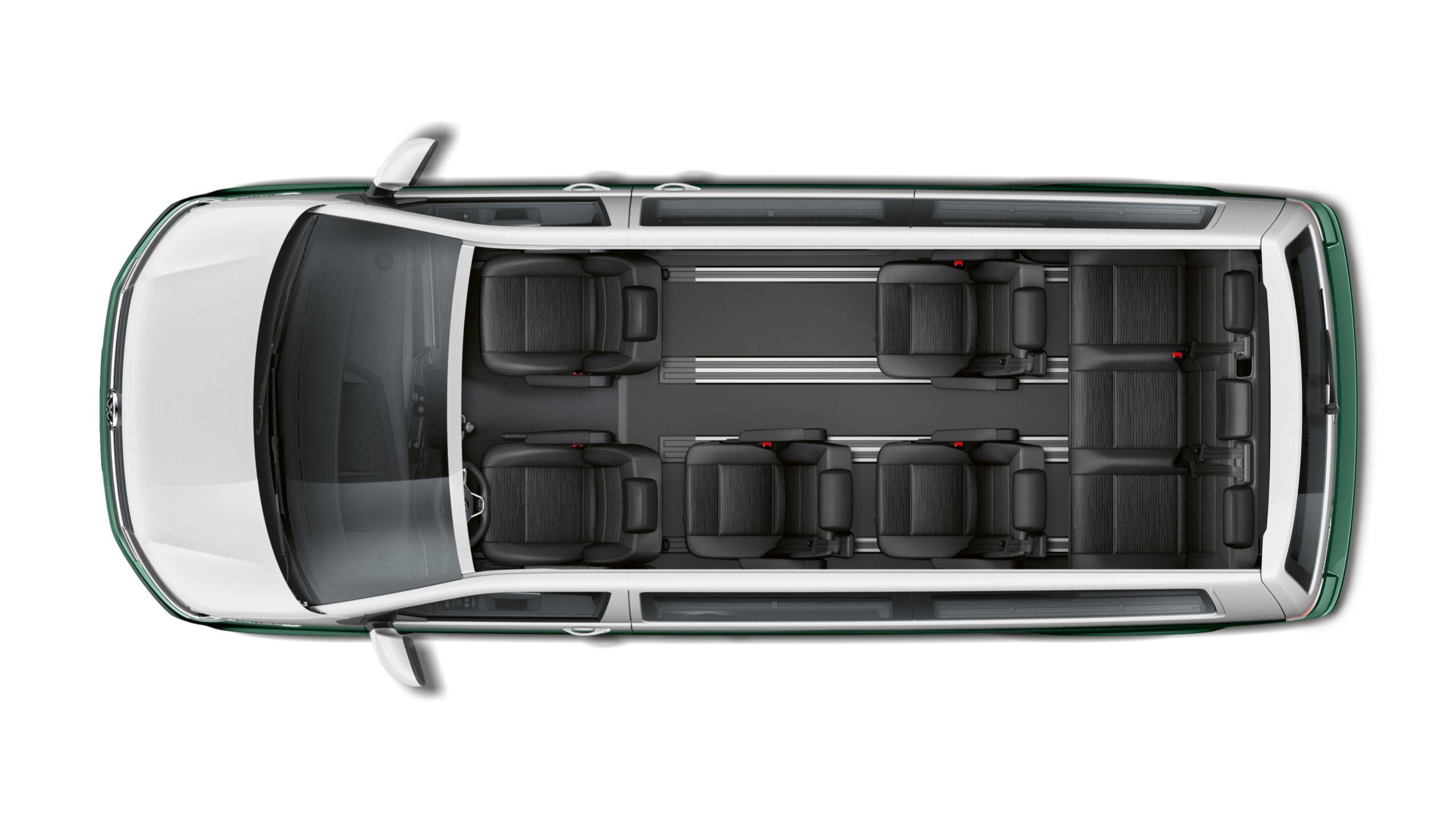 Volkswagen Multivan T6.1 Comfortline Long 7 мест